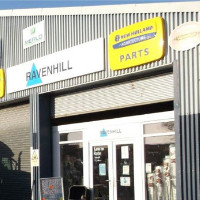 Ravenhill Dingwall Branch