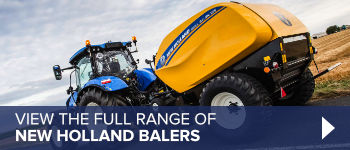 View the full range of New Holland balers here
