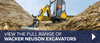 View the full range of Wacker Neuson excavators here