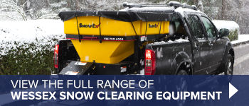 View the full range of Wessex snow clearing equipment here